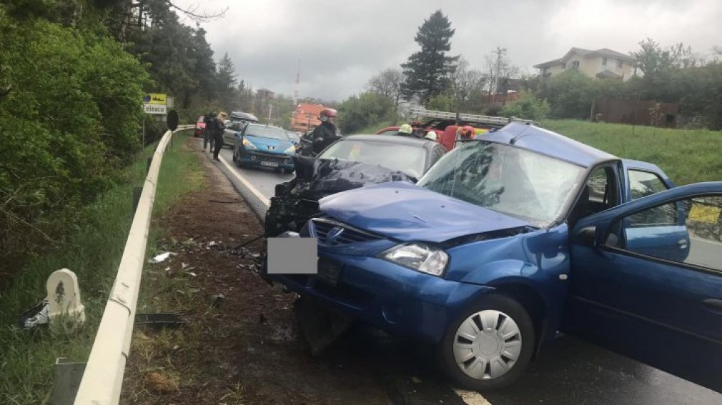 VIDEO. Accident mortal la Cluj!