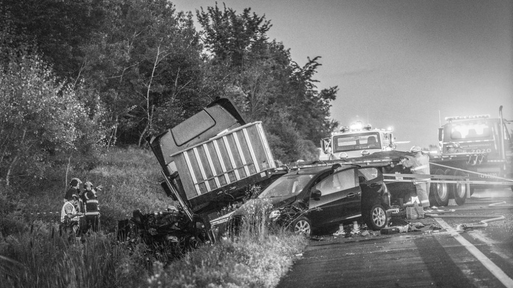 Șofer de 84 de ani a accidentat mortal un tânăr
